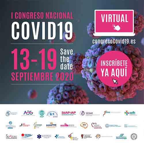 Manifiesto/Nota de Prensa - I Congreso Nacional COVID-19