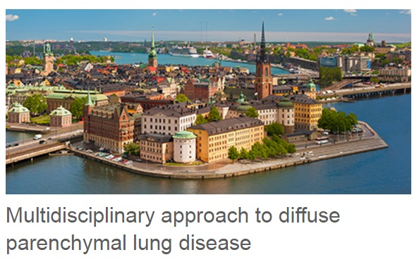 Multidisciplinary approach to diffuse parenchymal lung disease