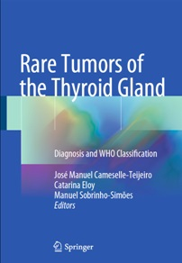 Rare Tumors of the Thyroid Gland. Diagnosis and WHO classification