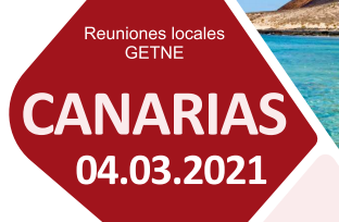 GETNE - Reunión local Canarias