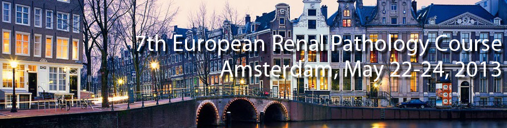 7th European Renal Pathology Course