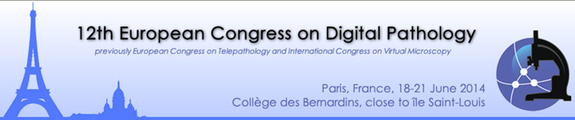 12th European Congress on Digital Pathology
